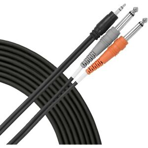 "SS10TXF Livewire Essential Interconnect Cable 1//4/"" TRS Male to XLR Female 10ft"