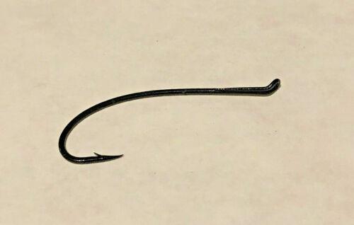 Fly Tying Partridge CS14//1B Salar Up-Eye Black Single Fly Hooks