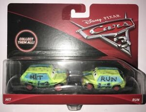 CARS Mattel Disney Pixar RARO TRACTOR Deluxe