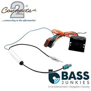 Connects2 CT20PE02 Peugeot 3008 04/> Car Stereo Radio ISO Harness Adaptor Wiring
