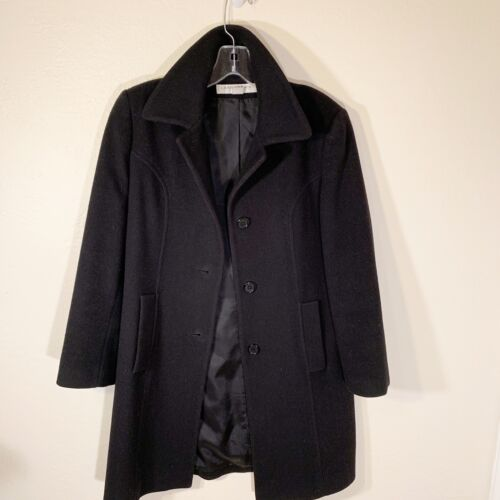 Winter Coat Larry 2p Black Levine 4wq8Ax0a1p
