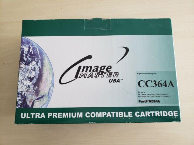 ꙮ Image Master USA CC364A BLACK TONER M364A FOR HP P44014/P4015/P4515