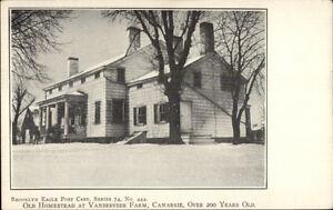 c1905-Brooklyn-NY-Eagle-Postcard-444-Homestead-at-Vanderveer-Farm