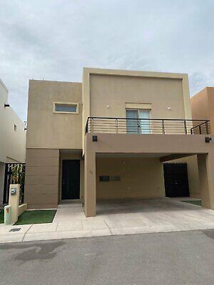 Renta  casa tres recamaras, áreas comunes con alberca al norte de Hermosillo