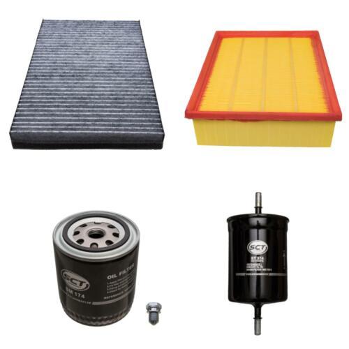 4 conjunto de filtro paquete de inspección audi a4 8e b6 2.4 120kw 125kw motores AMM Bdv