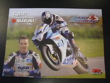 Tyco Security Products Suzuki TAS Racing BSB 2012 #34 Ally Seeley (GB)