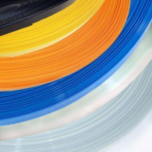 Battery Sleeve White Electrical Wrap PVC Heat Shrink Tubing Φ50mm Width 80mm