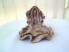 Statue en céramique LELLO SANFILIPPO ceramica ceramiche d'arte