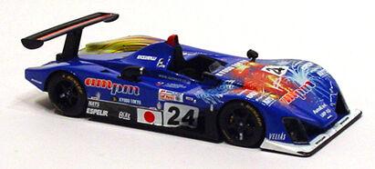 clásico atemporal WR  24 24 24 Autoexe Le Mans 2002 1 43 Model SCWR02 SPARK MODEL  tienda de venta