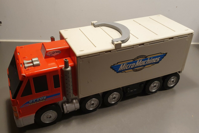 Lastbil by, Micro Machines, Micromachines Truck City…