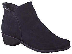 Ladies-Casual-Ankle-Boot-Mephisto-Rosa-Black-UK-Size-6-7