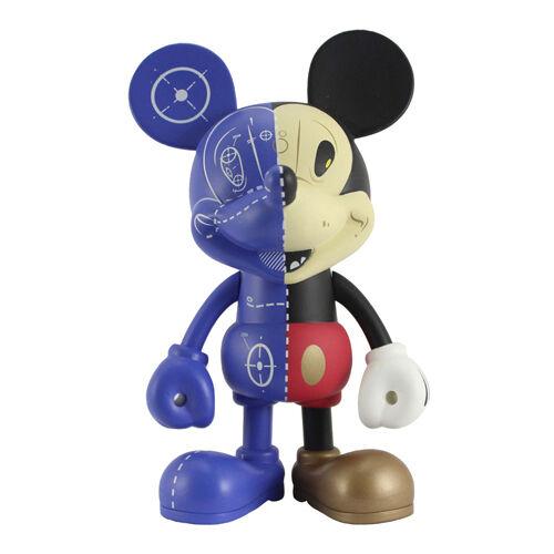 Disney Vinyl Art Figure Project Mickey Mouse by Sergio Mancini 6.3 (16cm) Decor