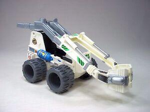 Jurassic Park Chaos Effect Land S.A.B.R.E. Sabre Vehicle Car Vintage Kenner 1998