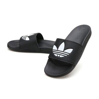 New Adidas Adilette Lite Slide EG9842 - Black, Sandal Slipper Flip-Flop  Shoes   eBay