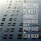 Minimalist Guitar Music: Works by Philip Glass and Steve Reich (2015)