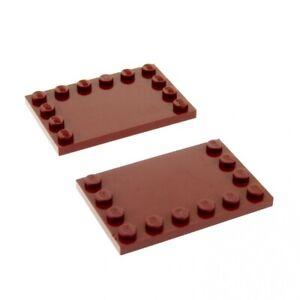 + LEGO   25  rote  Bausteine  2 x 3  Noppen   NEUWARE +