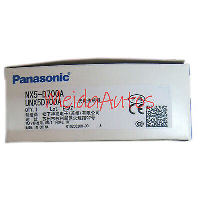 1PCS NEW IN BOX Panasonic SUNX NX5-D700A photoelectrici