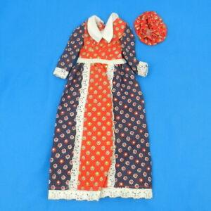 Vintage Barbie Best Buy Fashion 9164 Floral Peasant Dress W Htf Hat Doll Clothes Ebay