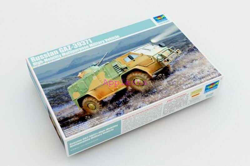 Trumpeter 05594 1 35 Russian GAZ39371 High-Mobility Military Vehicle model