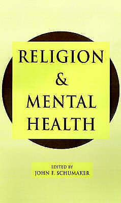 Religion and Mental Health by Oxford University Press Inc (Hardback, 1992)