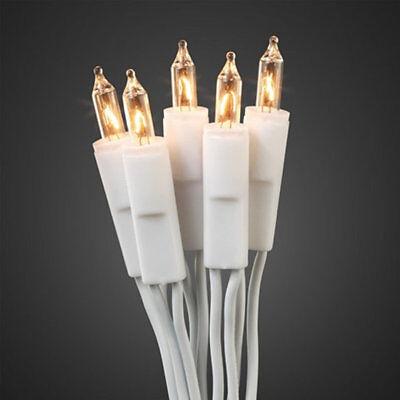 LED Lichterkette HELLUM 563214 m 20 Brennstellen warmweiß für Innen 5,85m lang
