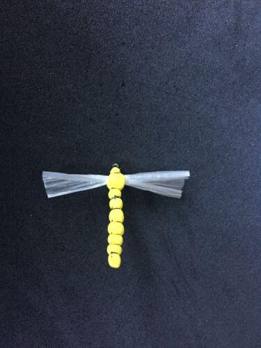 Damsel Flies// dragon flies set of 12 multiple colors available