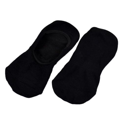 Men Confort 5 color Classic BAMBOO Cotton Invisible Mouth Slippers Shallow Socks