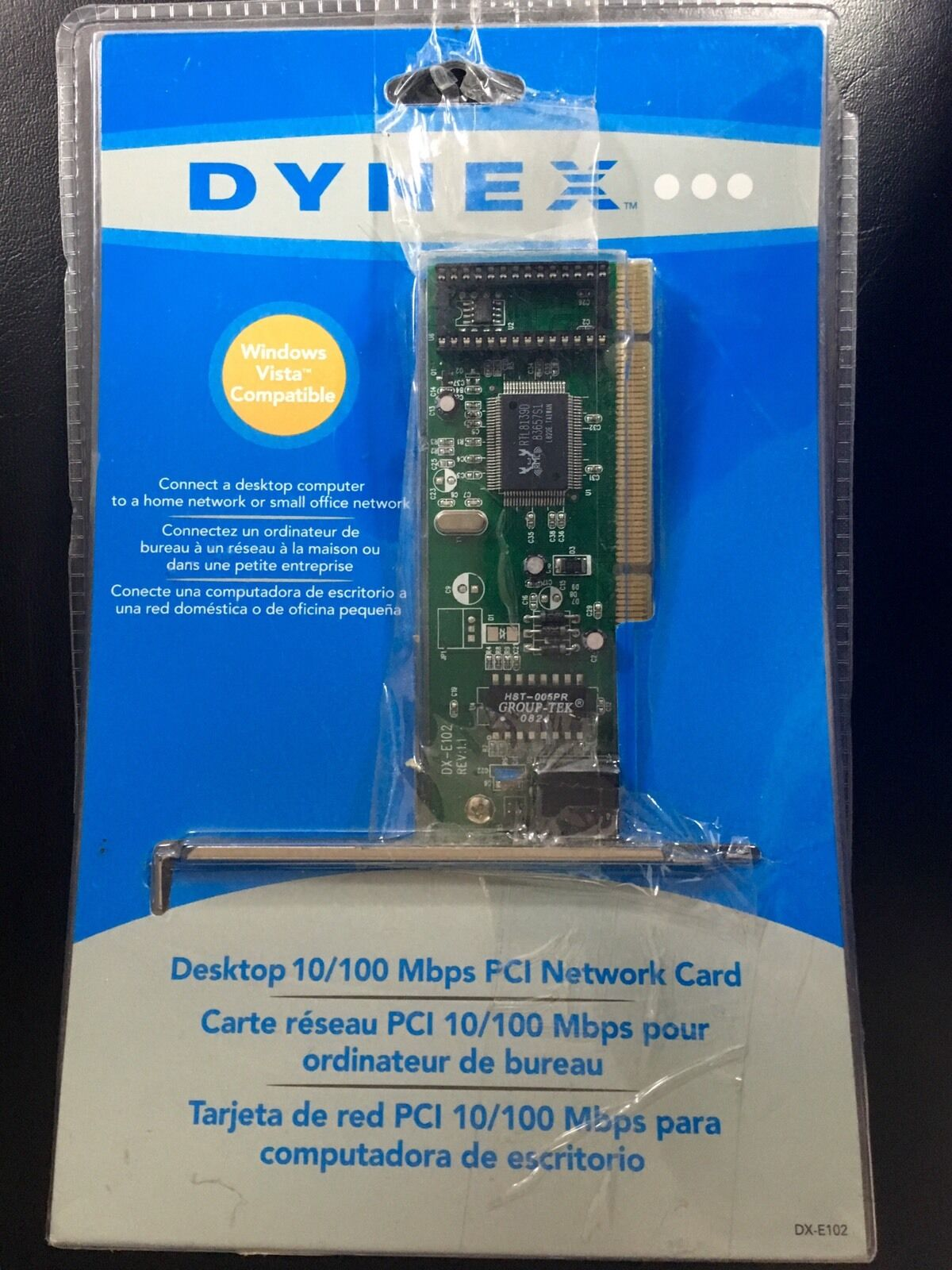 DX E102 DRIVERS FOR MAC