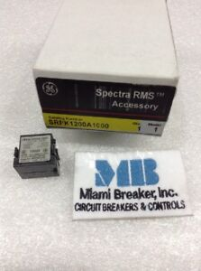 SRPK1200A1000 GE Rating Plug 1000 Amp New In Photo