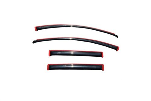 AVS for 07-14 Ford Edge Ventvisor In-Channel Front /& Rear Window Deflectors 4pc