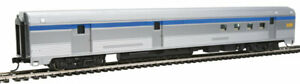 Walthers-Mainline-VIA-Rail-85-039-Budd-Baggage-Railway-Post-Office-HO-Scale