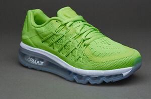 WMNS Nike Air Max 2015 SZ 6 Voltage Green Ghost Green White SZ 4.5Y 705457-300