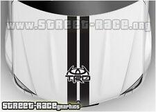 Bs2109 Toyota Trd Sombrero Racing Stripes gráficos pegatinas Aygo Yaris Hilux