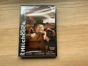 La Auberge De Jamaïque DVD Alfred Hitchcock The Woman Alone 1939 Film Sealed