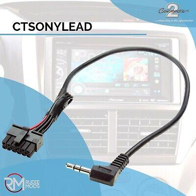 Connects2 Sony ctsonylead tallo control de la dirección Adaptador Parche Liderar