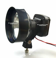 150mm Hid 55w Spotlight Remote Roof Mount Adjustable Focus 6000k