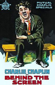 A3 A1 Chaplin Vintage Movie Poster A2 A4 Sizes