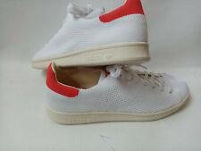 adidas Stan Smith Herren Low Sneaker Weiss Schuhe, Größe:44
