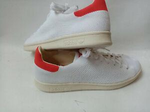 Adidas-Stan-Smith-weiss-OG-PK-Men-Schuhe-Turnschuh-Trainingsschuhe-Gr-44