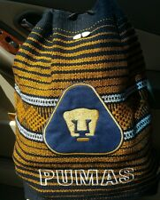 Pumas Soccer Mexican backpack handmade Indian tote bag