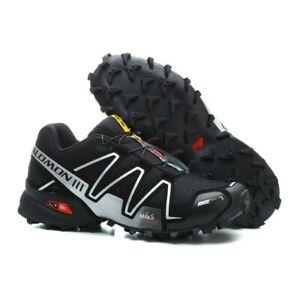 Men-039-s-Salomon-Speedcross-4-Athletic-Sports-Outdoor-Hiking-Running-Sneaker-Shoes