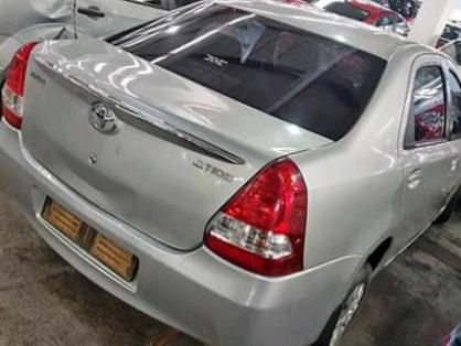 Toyota Etios Parts