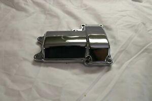 Harley-Davidson-OEM-Chrome-Transmission-Top-Cover-34470-06A-Touring-Models