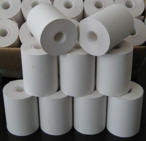 "2 1//4/"" x 42/' Thermal Paper Roll 96 Rolls VeriFone Vx670 680 Vx520 Contactless"
