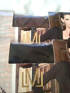 Micro Zwarte Regina L met Luisa Nieuwe panty panty ruitmotief Lugli Maria qSxFx8IwT