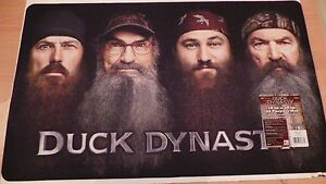 Duck-Dynasty-All-Purpose-Mat-Rug-Si-Willie-Jase-Phil-18-x-30-No-Skid-Cool