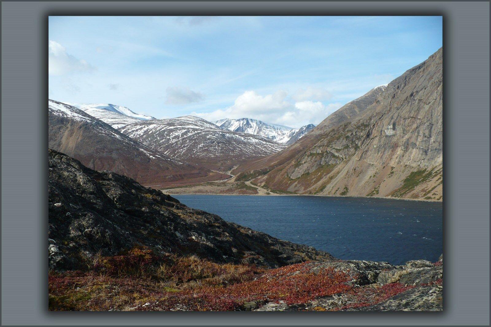 Plakat, Viele Größen; Nachvak Fjord, Torngat Berge, Labrador, Kanada