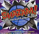 Shazam!: 50 Guitar Bustin' Anthems by Various Artists (CD, Jan-2013, 2 Discs, One Day Music)