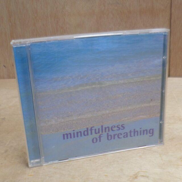 Mindfulness Of Breathing Guided Meditation CD Vidyamala & Sona  Breath Works