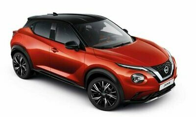 Nissan Juke 1,0 Dig-T 117 N-Connecta DCT 2021